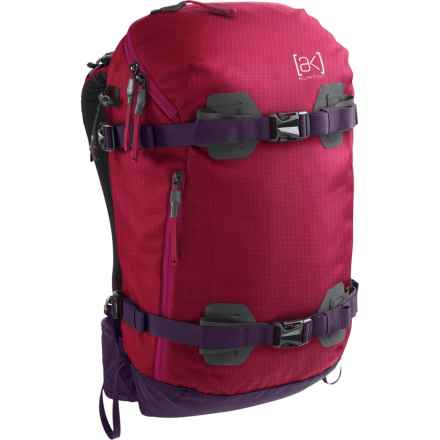 Burton [AK] Backpack - 20L (For Women) in Poison Bonded Rip - Closeouts